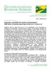 Download Pressemitteilung - Holzheizen: zukunftsfit, CO2-neutral und feinstaubarm