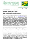 """Download Pressemitteilung - Abholbereit: """"Raus aus dem Öl""""-Bonus"""
